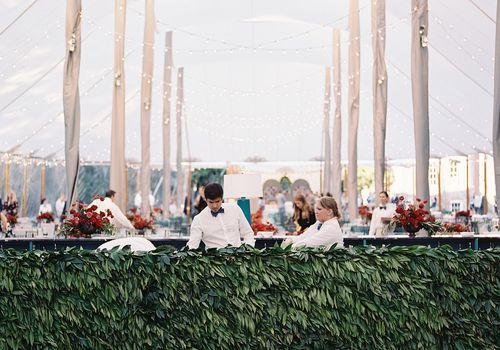 <p>Boxwood Wedding Bar</p>