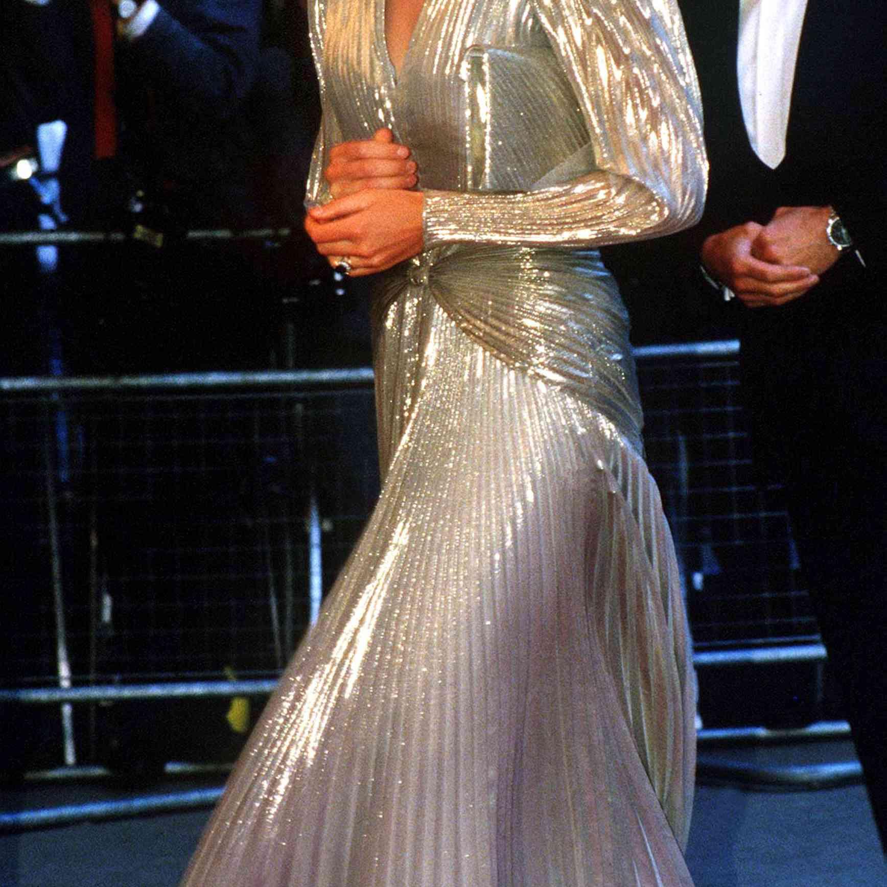 Princess Diana James Bond Premiere
