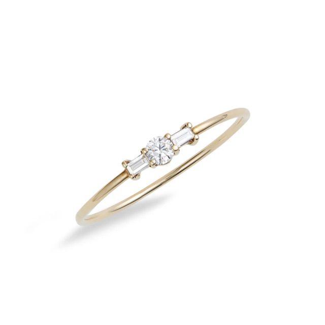 Jennie Kwon Designs Whisper Diamond Ring