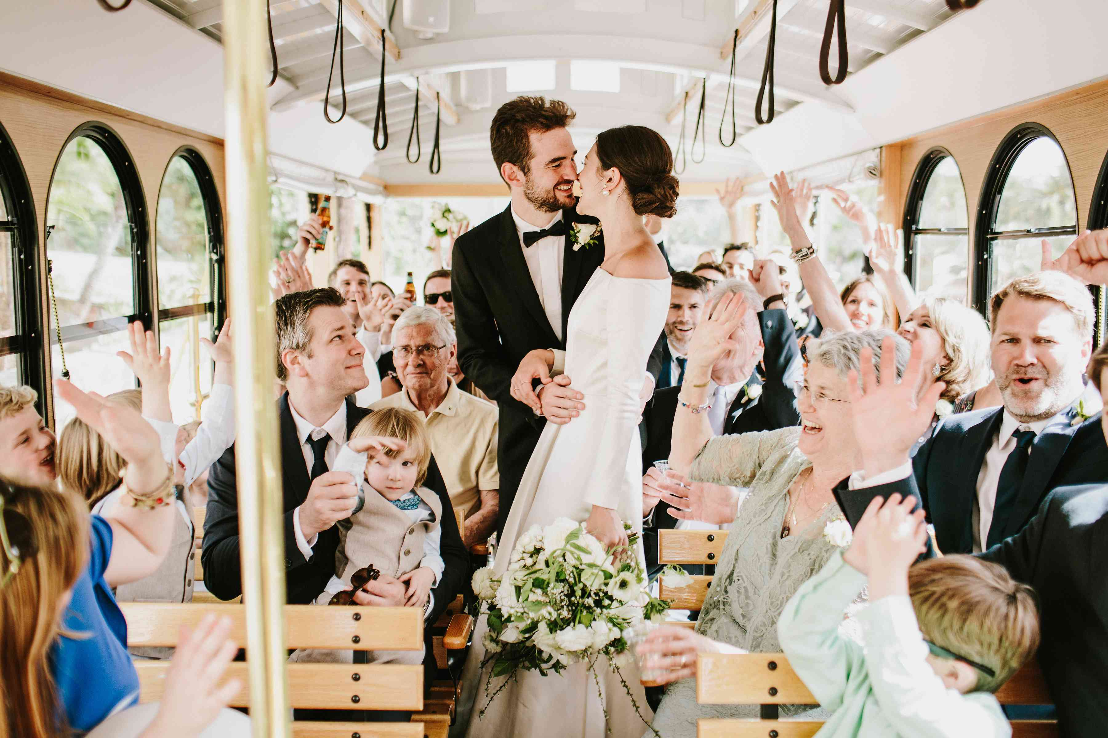 Our Favorite Real Wedding Photos Of 2019