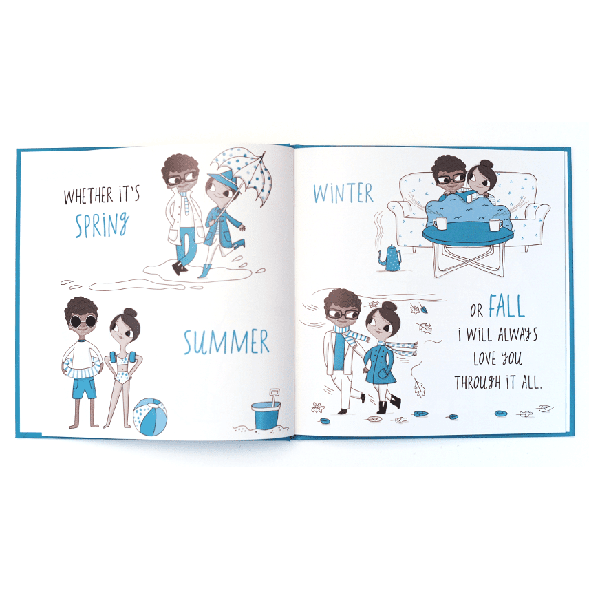 Personalized Best Friend Book - Book of Us