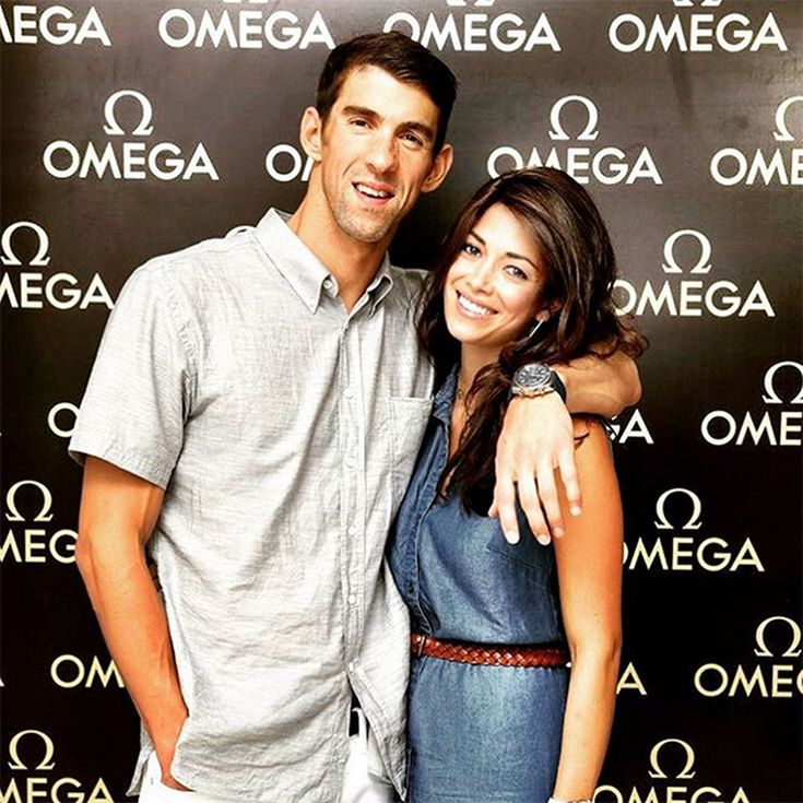 Michael Phelps Heartfelt Message To Fiance Nicole Johnson Is Total Husbandgoals