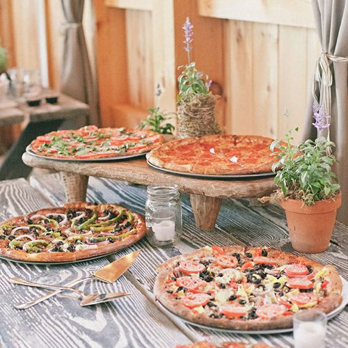 Wedding Food Stations Menu: Tasty Ideas For Your Rehearsal Dinner