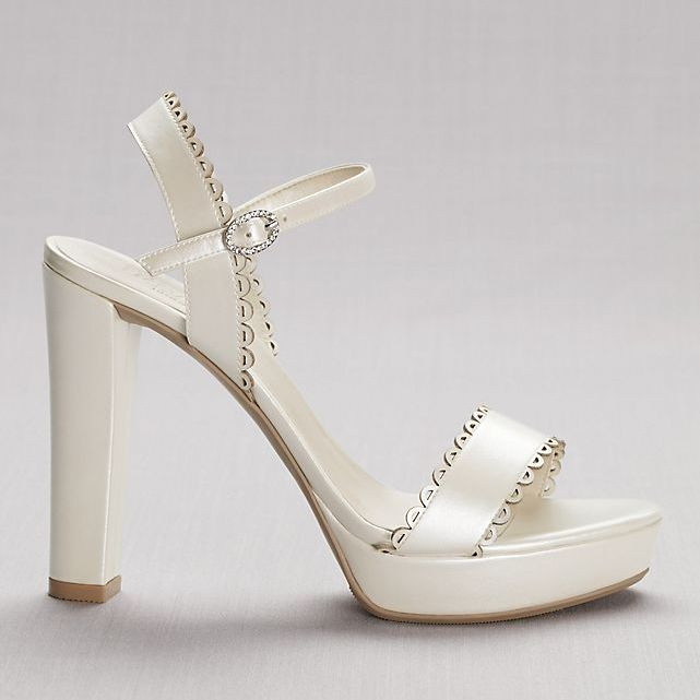 68 Of The Prettiest Wedding Heels For Summer Brides