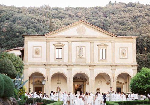 Wedding location in Tuscany