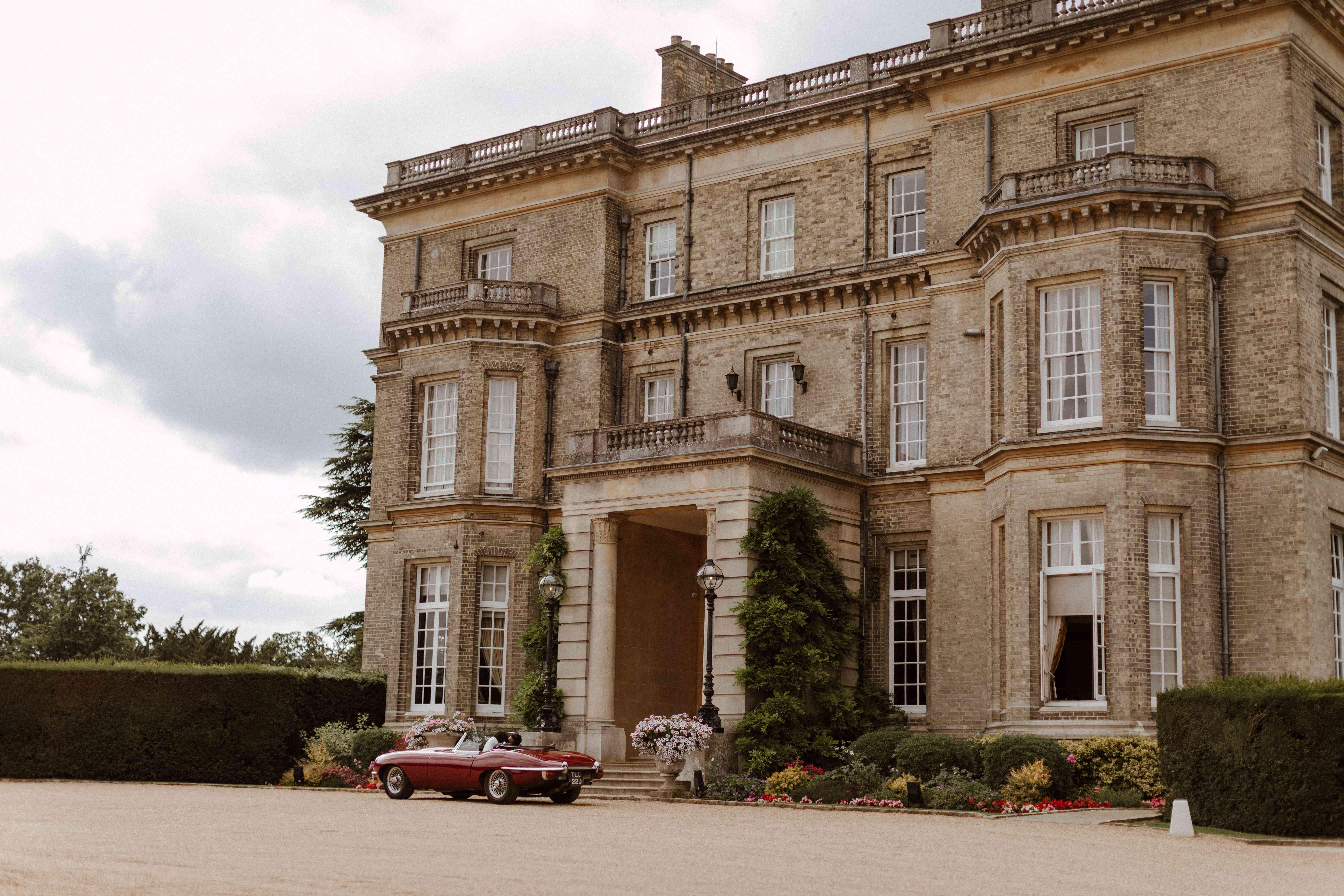 The reception venue