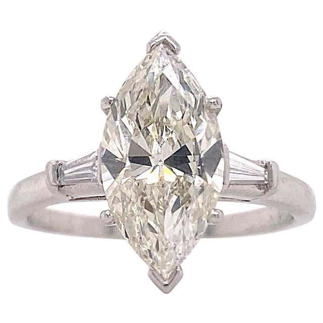 1st Dibs Diamonds Engagement Ring
