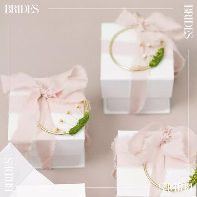great for weddings and gift packaging Glittery origami stars bridal showers