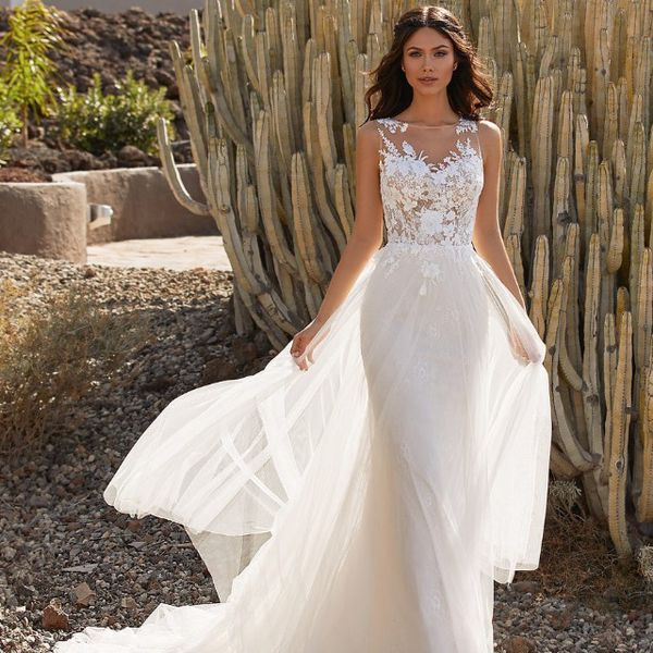 20 High Low Wedding Dresses We Love