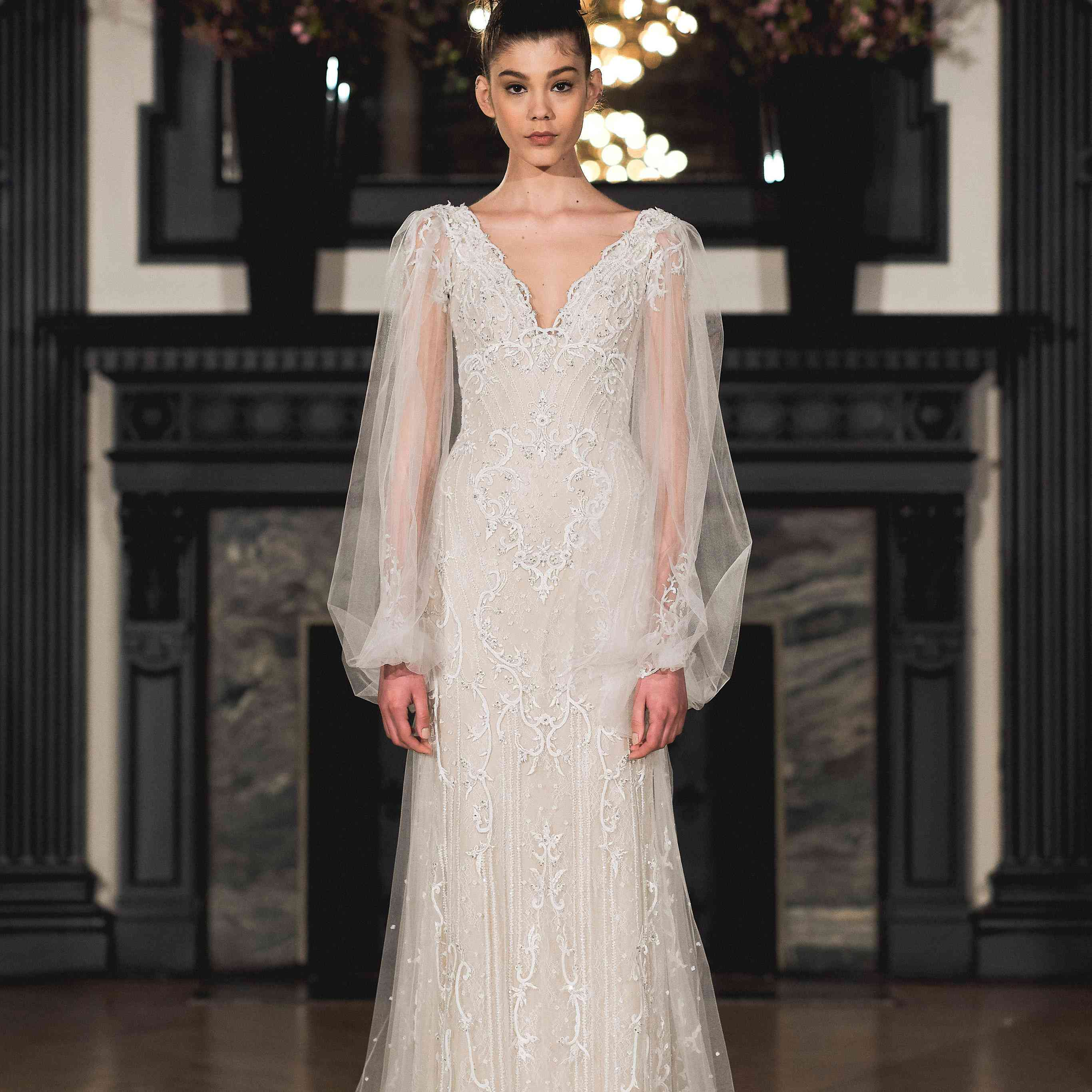 80 Long Sleeve Wedding Dresses For Every Bridal Style