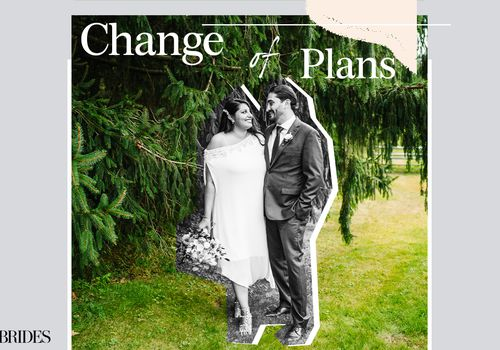 change of planss
