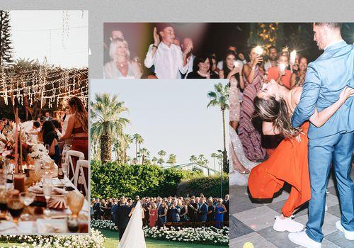 Macro wedding