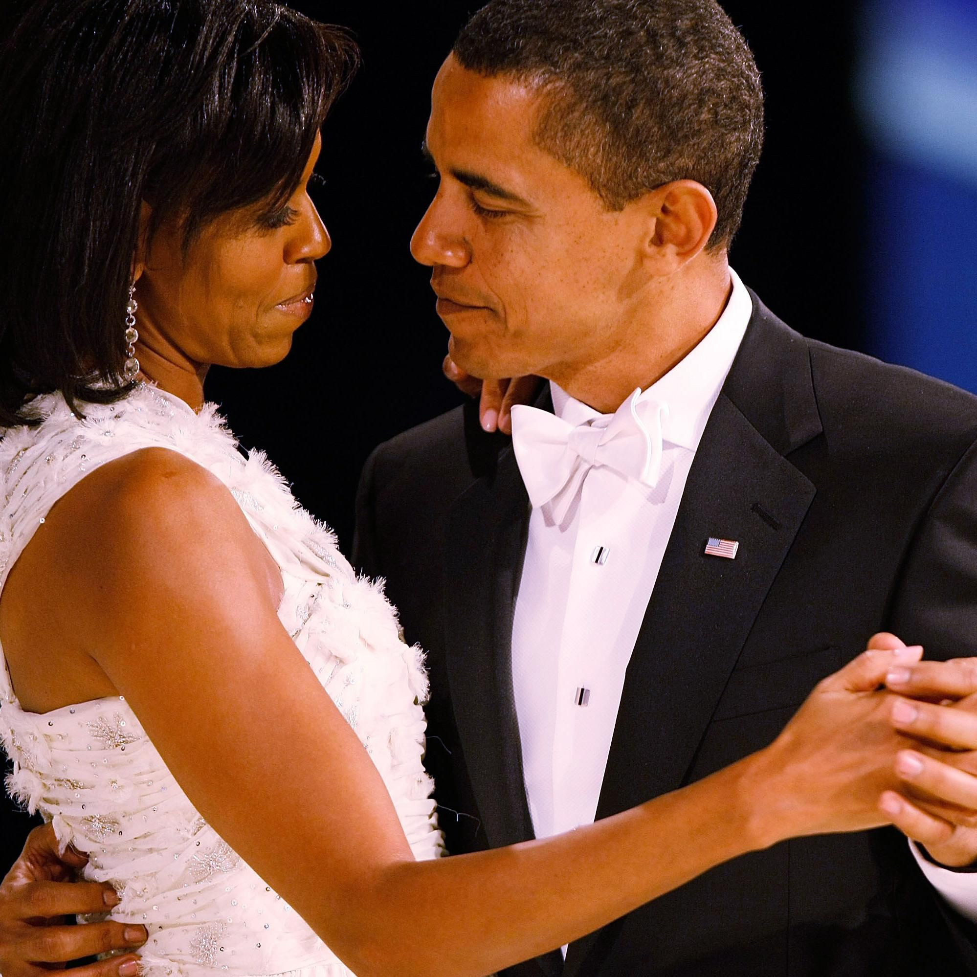 Looking Back At Barack And Michelle Obama S Wedding
