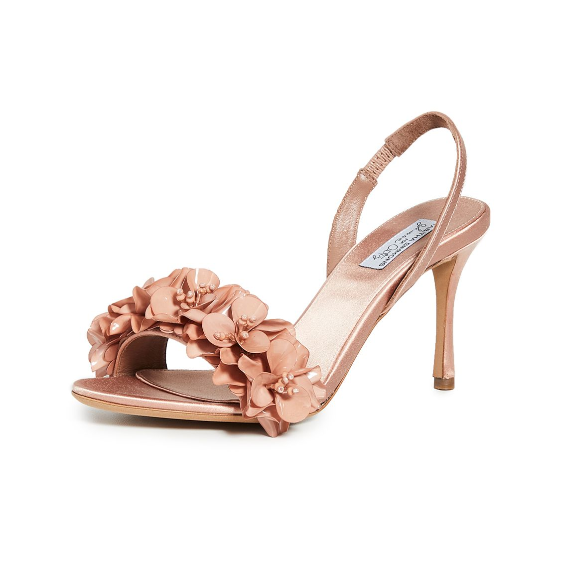 best sale special section new style 10 Perfect Rose Gold Wedding Shoes