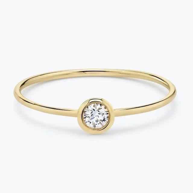 Vrai Bezel Ring
