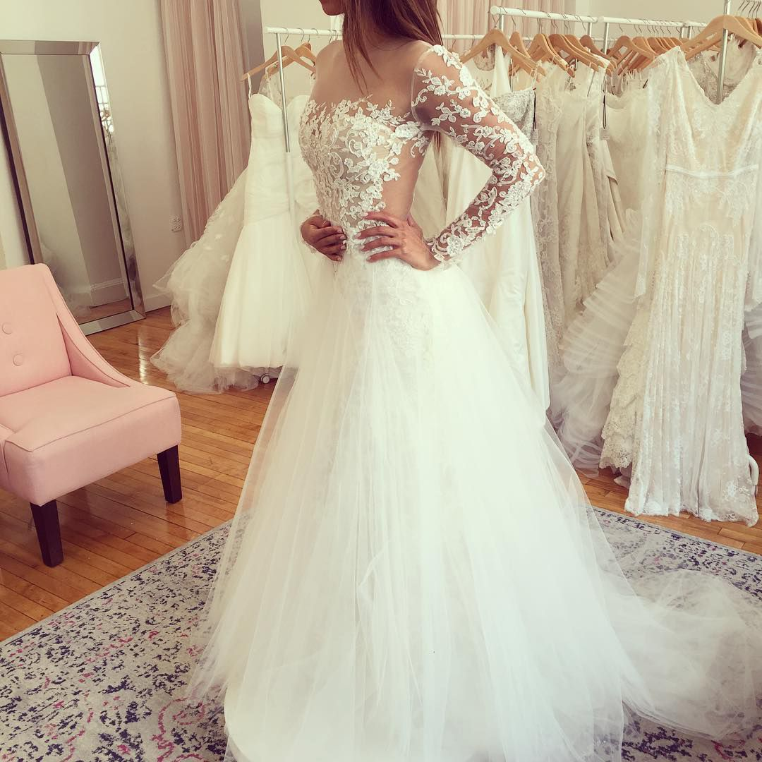 Five Easy Steps For Finding Your Perfect Wedding Dress