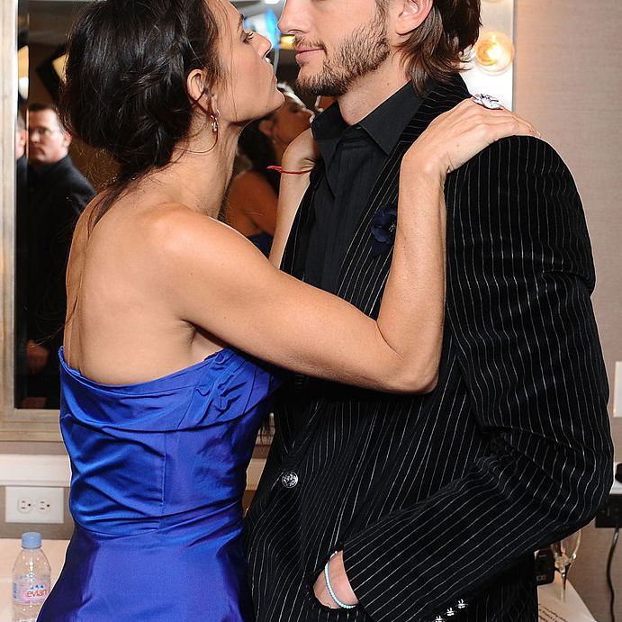 Demi Moore and Ashton Kutcher at the 13th Annual Costume Designers Guild Awards
