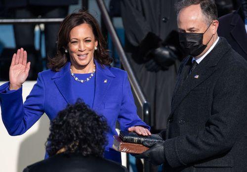 kamala harris inauguration