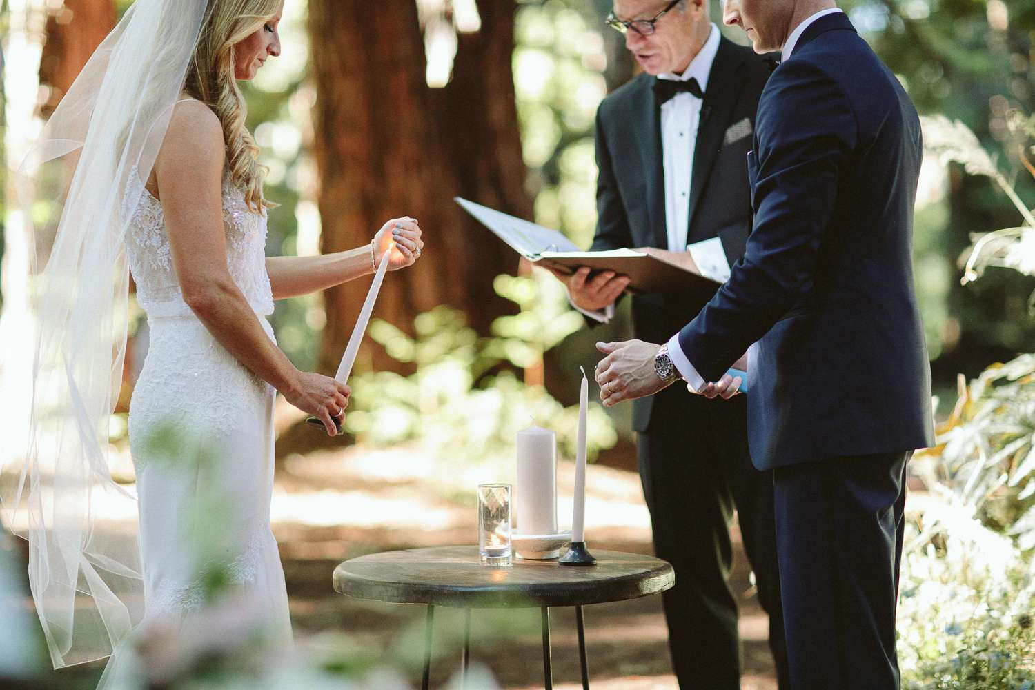 <p>candle ceremony</p><br><br>