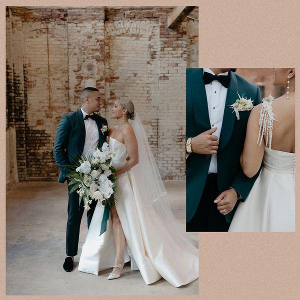 Lauren Elyce Price and Brandon Mark Chambers wedding