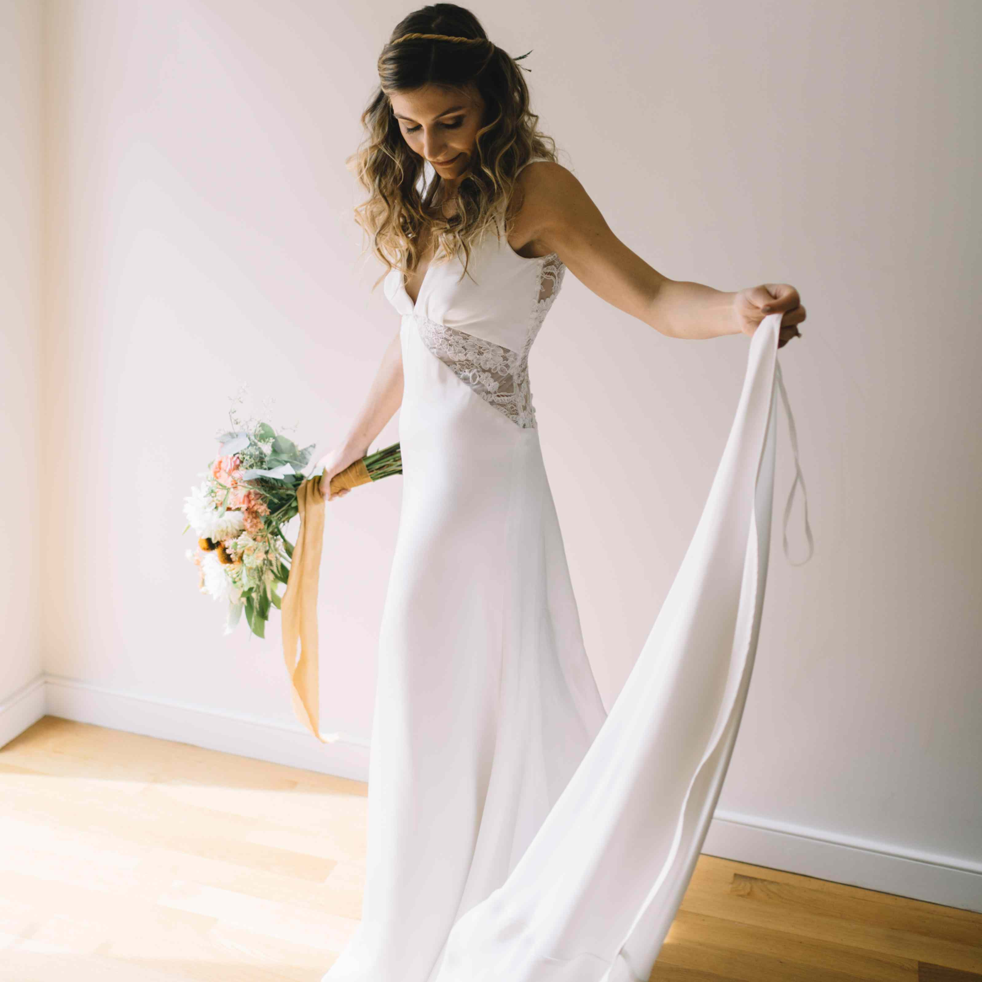 details for clearance prices best value Wedding Dress Fabric Guide: The A to Z of Wedding Dress ...