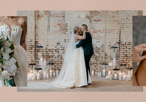 Lauren Elyce Price and Brandon Marc Chambers wedding