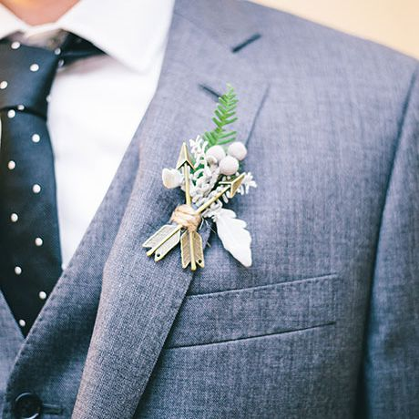 59 Boutonniere Ideas For Any Wedding Style