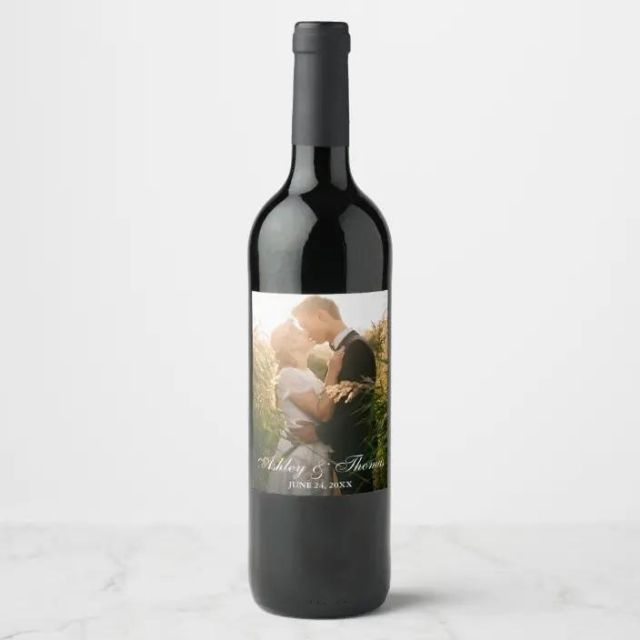 Zazzle Personalized Wine Label