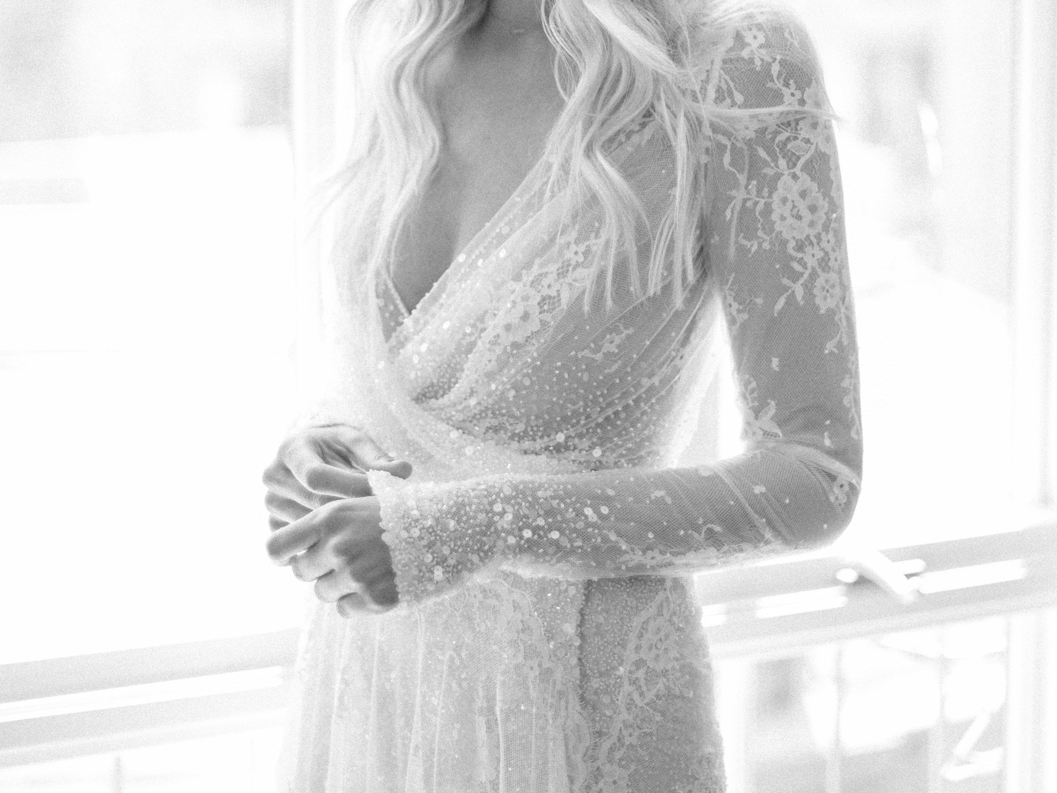 White Crystal Glitter Ribbon White Sparkle Trim Wedding Embellishment