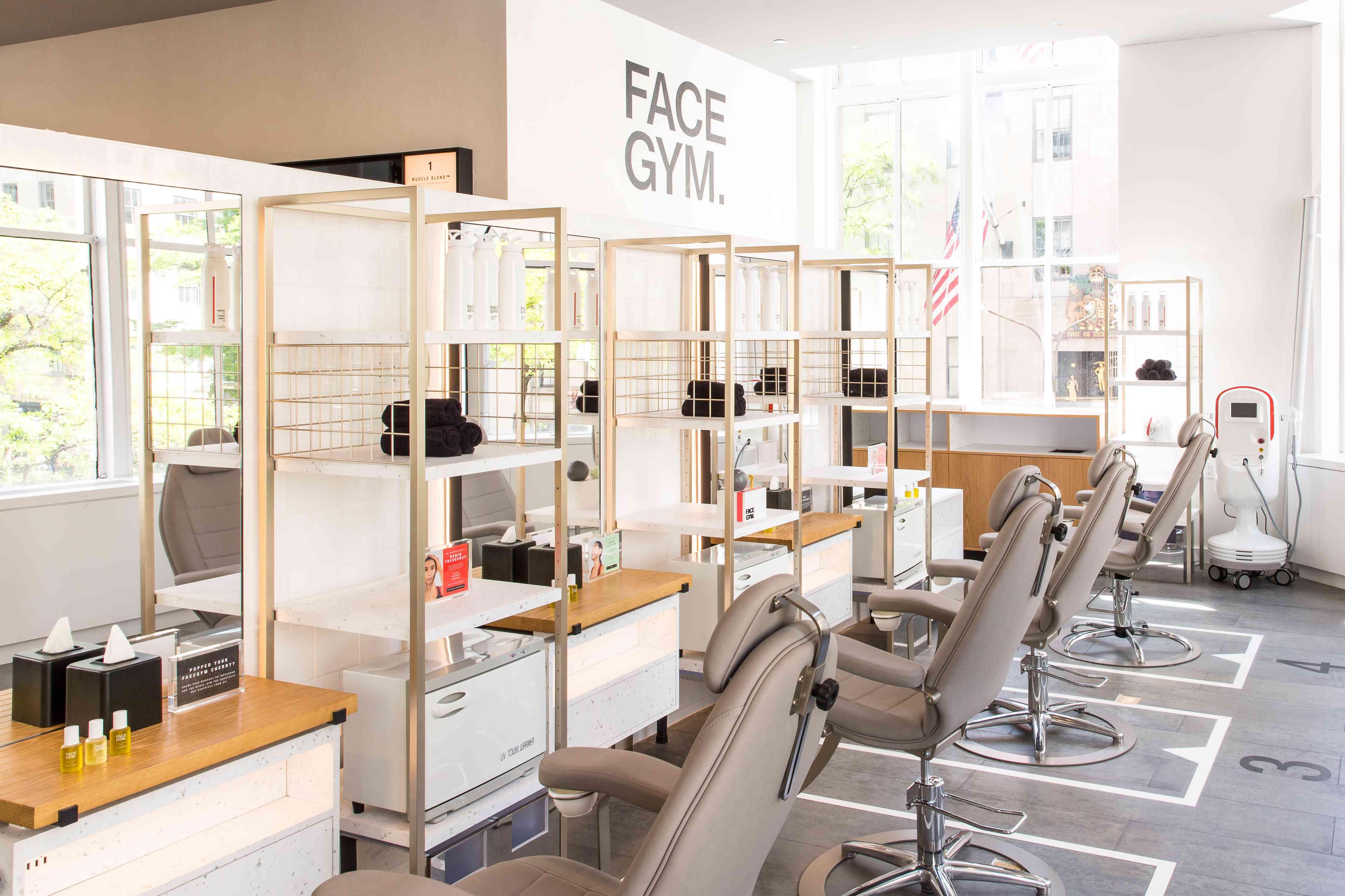 Face Gym