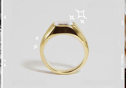 engagement ring art