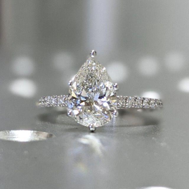 BravermanOren 14K Solid Gold Engagement Ring