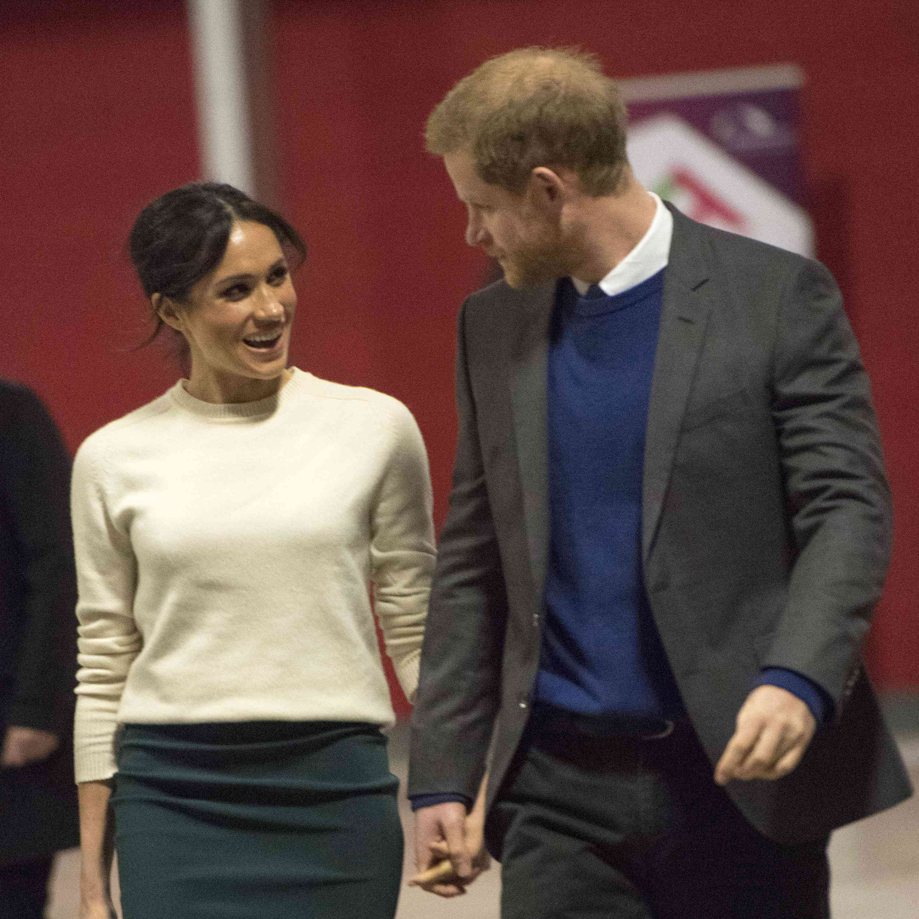 Meghan Markle And Prince Harry Are Low-Key Asking For