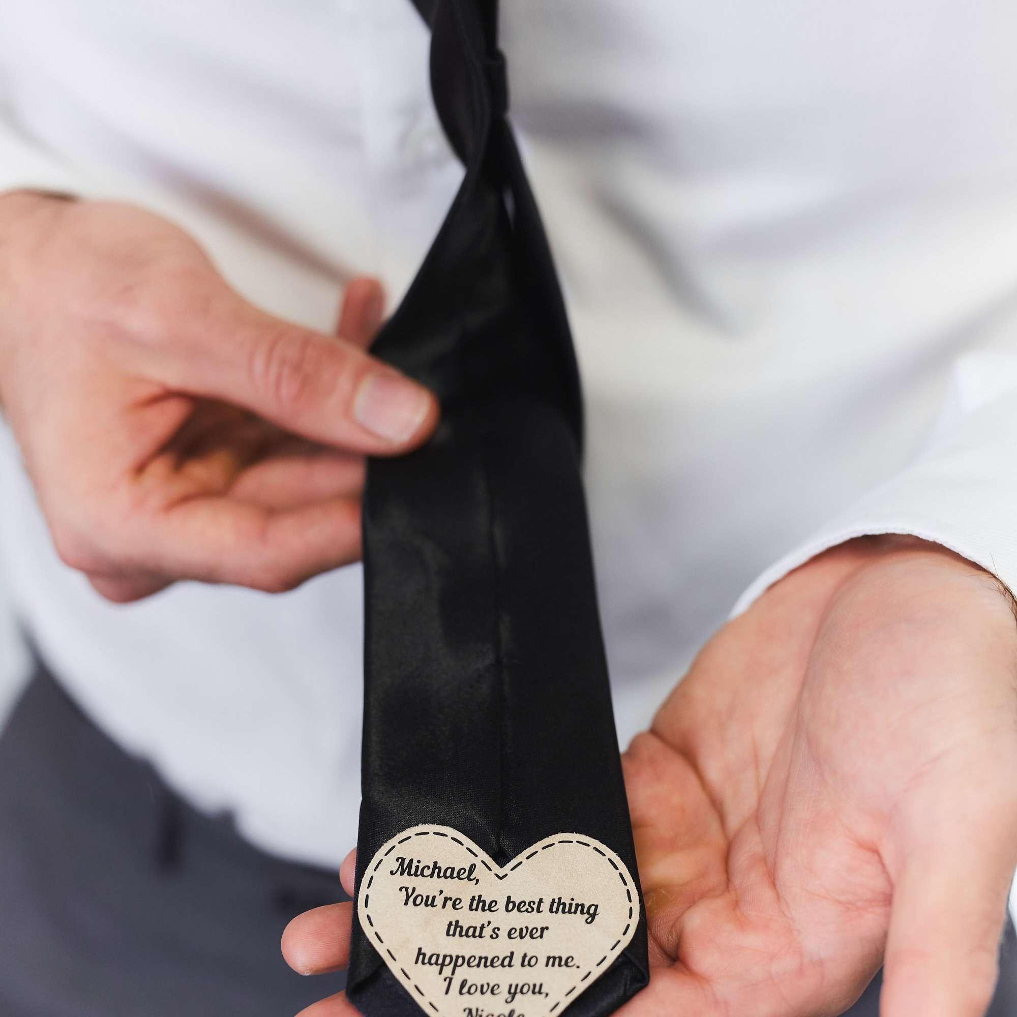 tie message