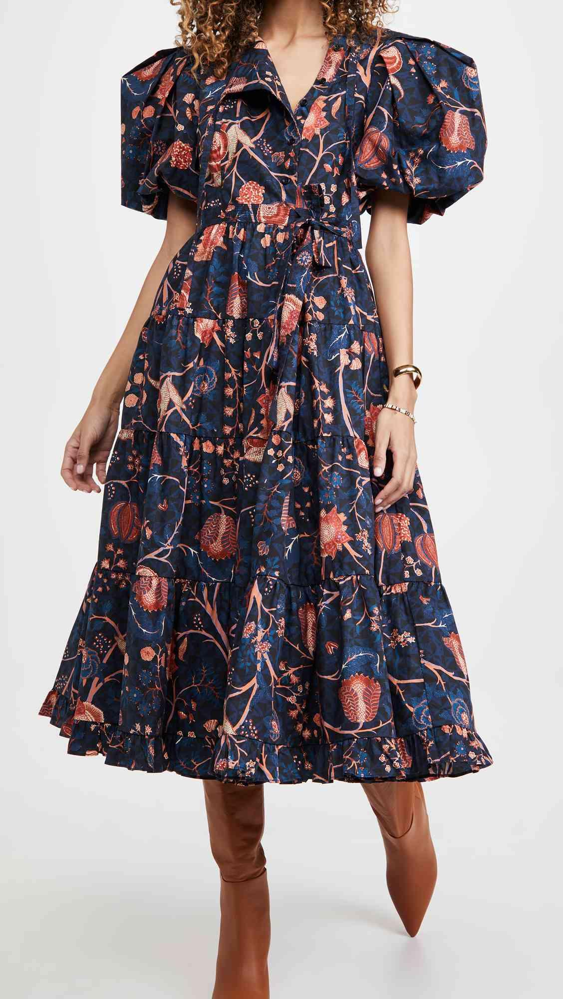 Ulla Johnson Agathe Dress $475