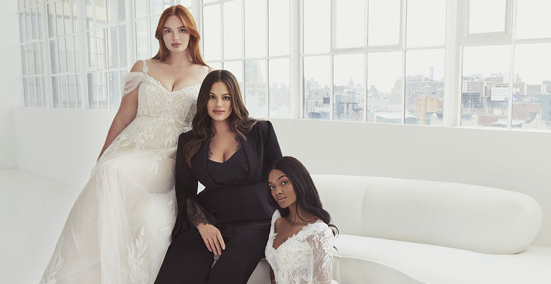 Pronovias Announces Collaboration With Ashley Graham,Outdoor Wedding Guest Dresses For Summer