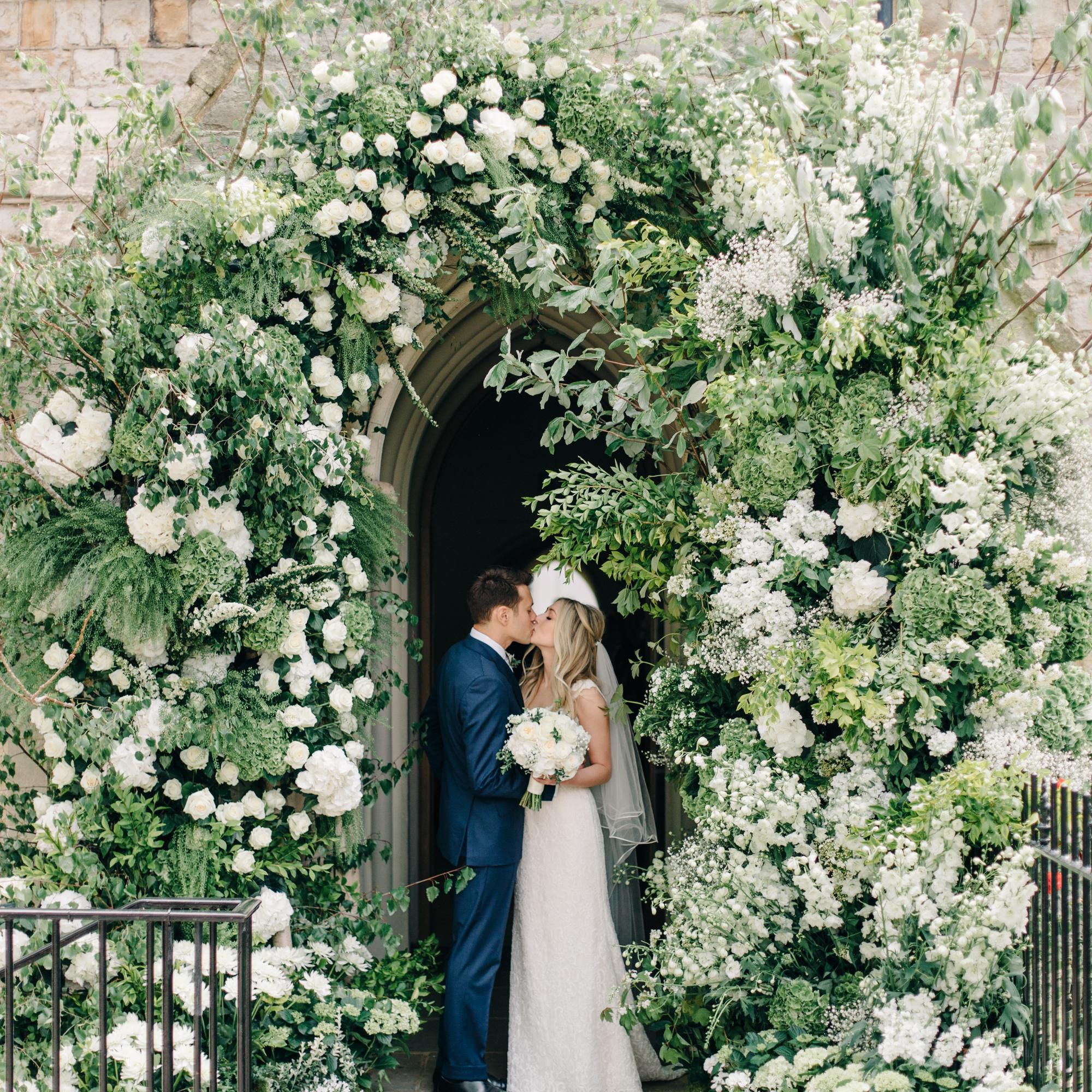 60 Amazing Wedding Altar Ideas Structures For Your Ceremony