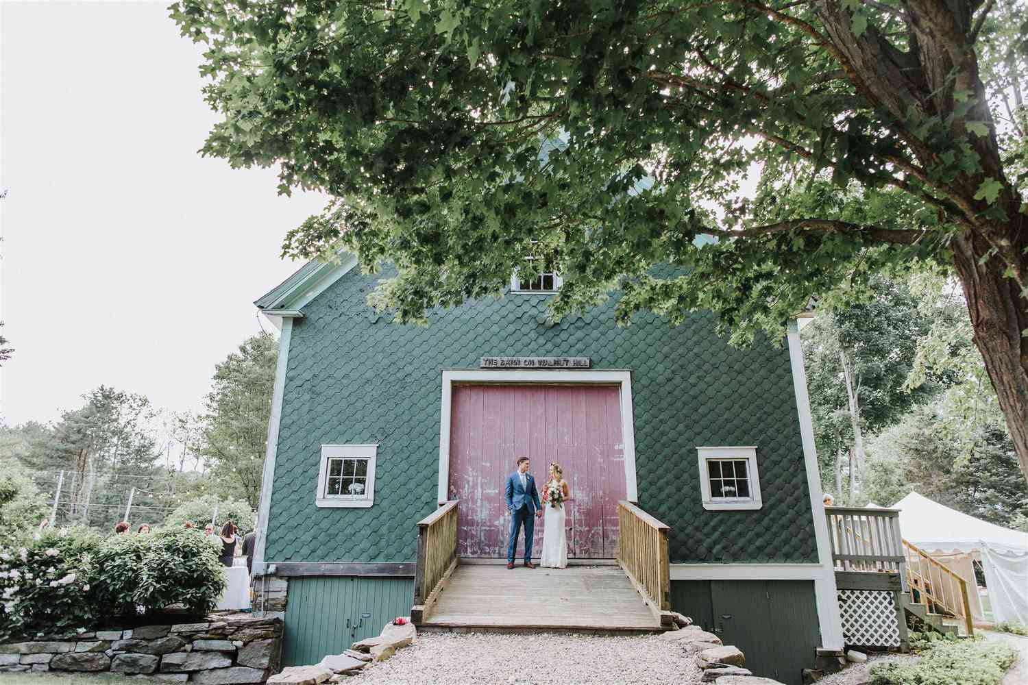 The Barn at Walnut Hill in North Yarmouth