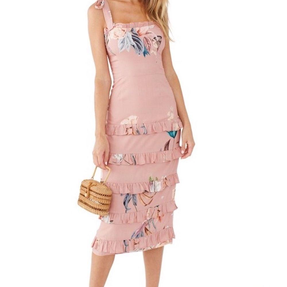 Plum Pretty Sugar Jesse Dress Cove Diaries