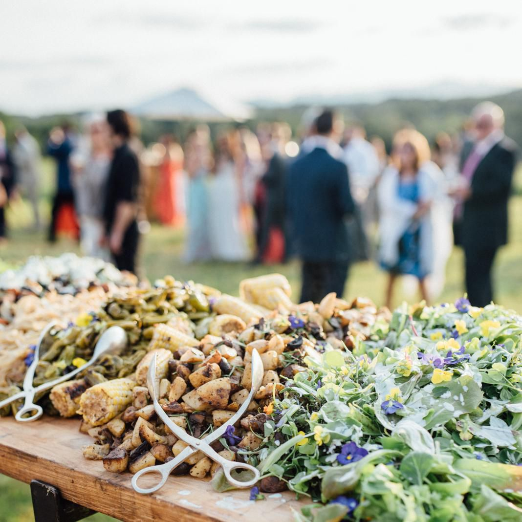Bon Appetit Editors Reveal What They Want To Eat At Weddings