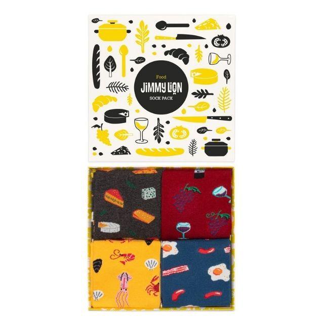 4 Pair Sock Gift Pack