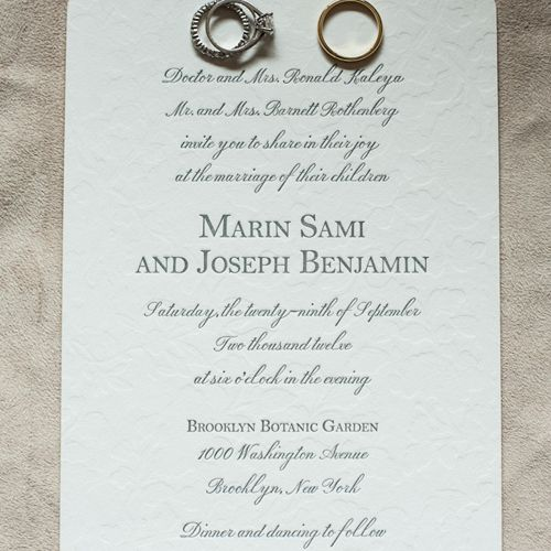 21 Wedding Invitation Wording Examples To Make Your Own