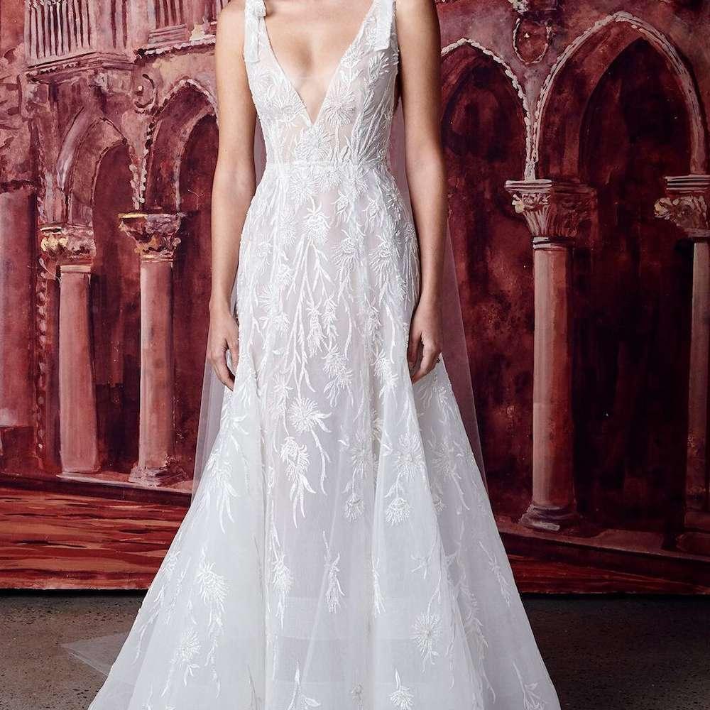 Isabelle Armstrong Amalfi Wedding Dress