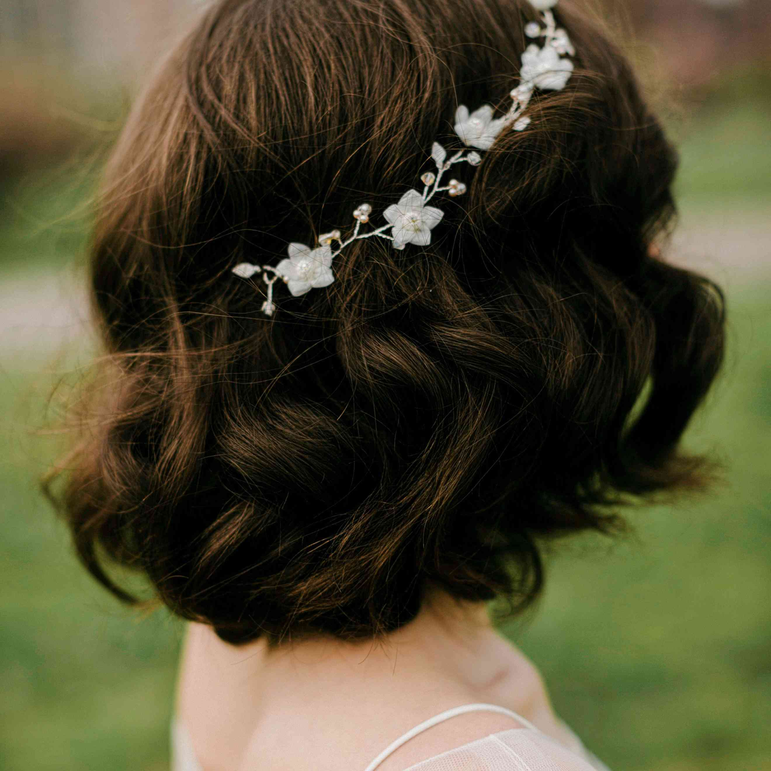 41 Wedding Hairstyles For Medium Length Hair