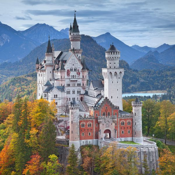 Alert You Can Honeymoon At The Actual Castle That Inspired Disney S Beauty And The Beast