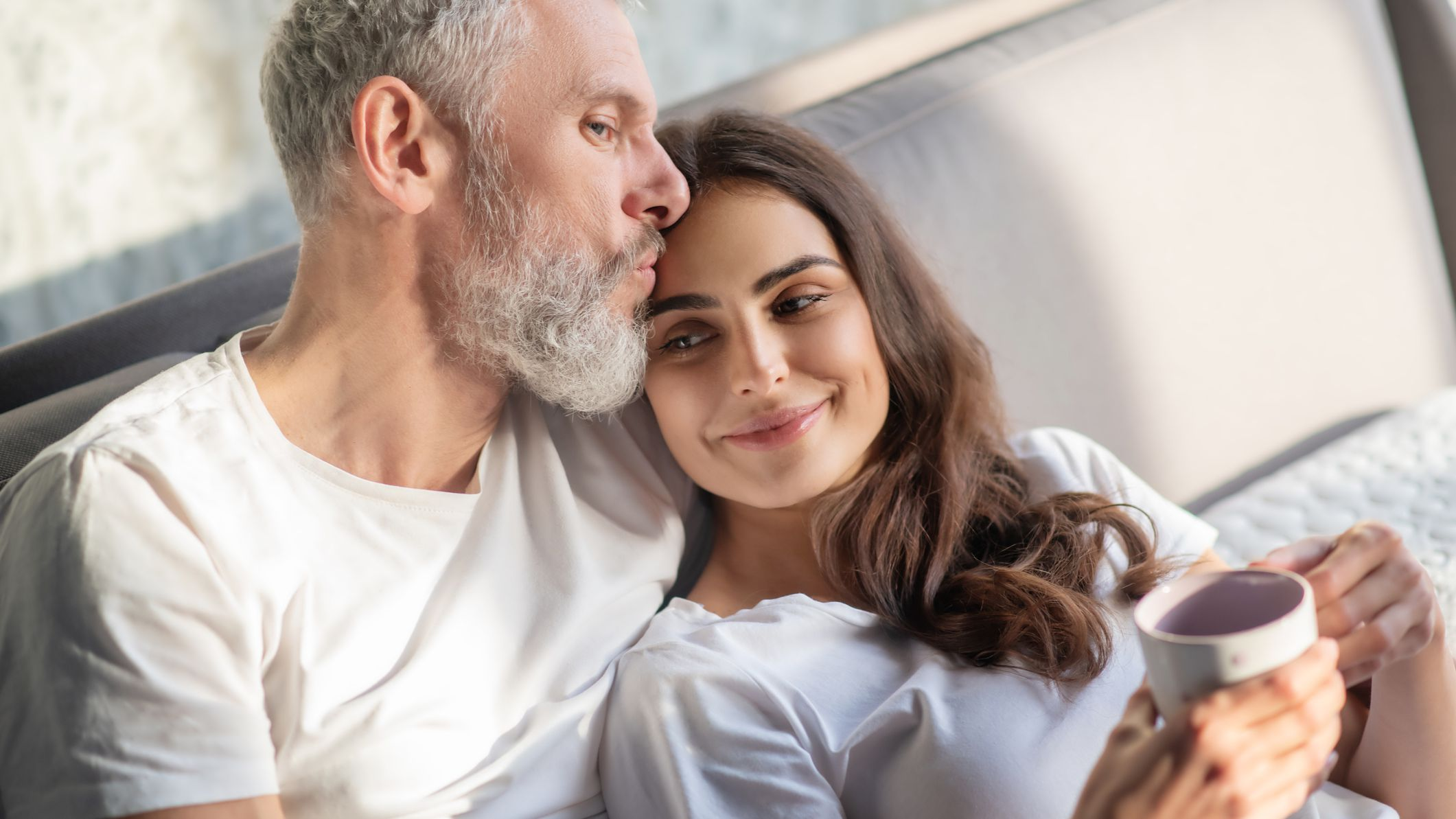 Successful relationships with big age gaps
