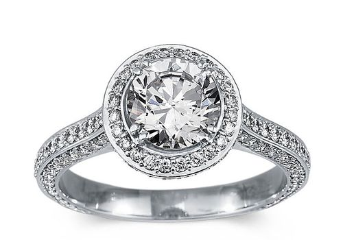 33 Engagement Rings Under 10 000