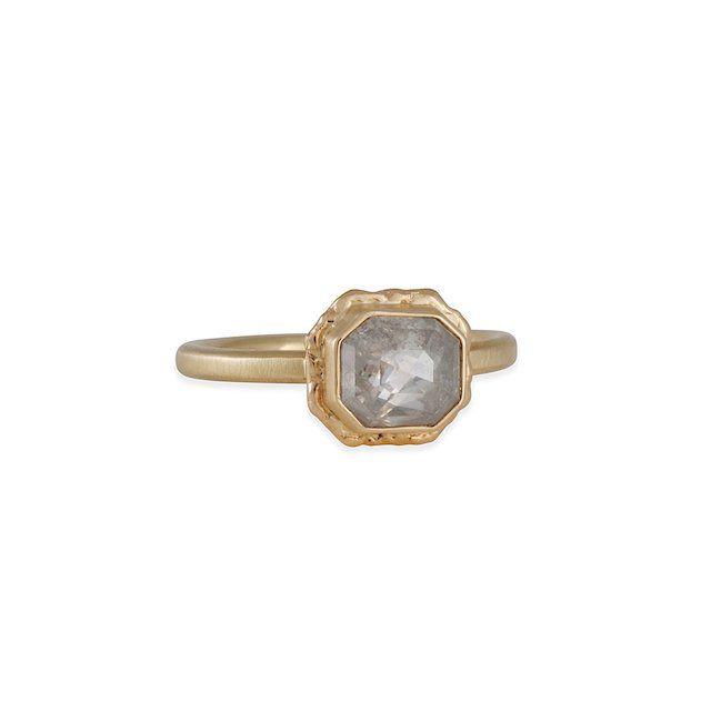 Jamie Joseph Raw Diamond Ring