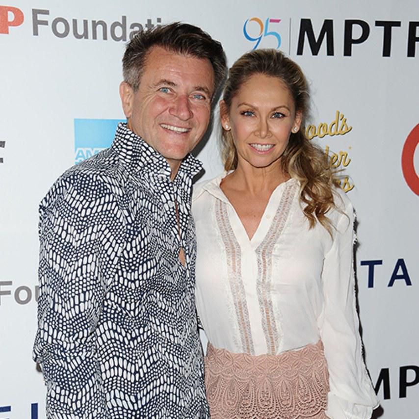 Dancing With The Stars Kym And Robert: Dancing With The Stars ' Kym Johnson And Robert Herjavec