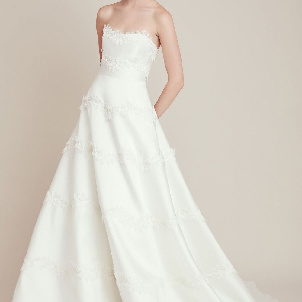 Lela Rose The Gramercy Wedding Dress